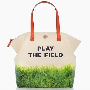 Kate Spade ♠️ Play The Field Call to Action Tote